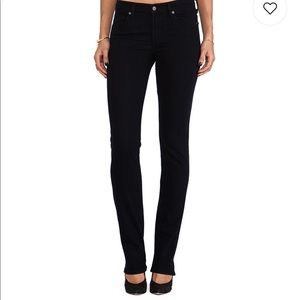 Citizen of Humanity Elson Straight Leg Blk Jean 29